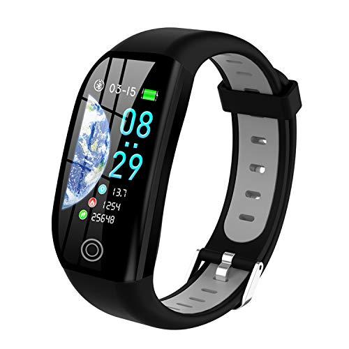 Tipmant Fitness Armband mit Pulsmesser Blutdruckmessung Smartwatch Fitness Tracker...
