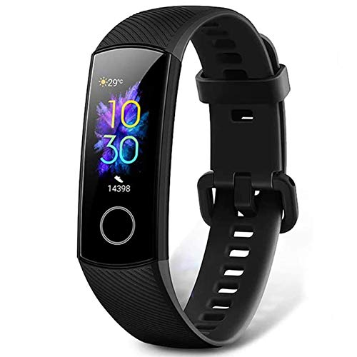 HONOR Band 5 Fitness Armband Fitness Tracker mit SpO2 Pulsmesser, IP68 Wasserdicht...