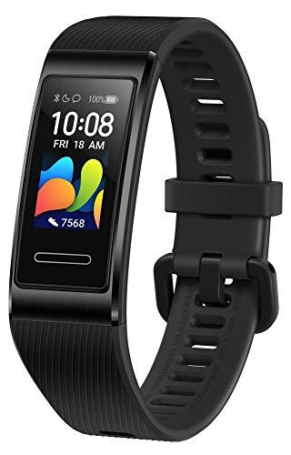 Huawei Band 4 Pro Fitness-Aktivitätstracker (All-in-One Smart Armband, Herzfrequenz-...