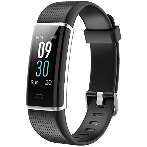 Willful Fitness Armband mit Pulsmesser,Wasserdicht IP68 Fitness Tracker...