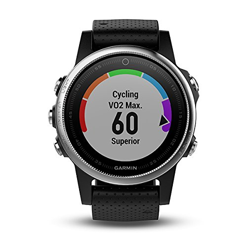 Garmin Fenix 5S Multisport GPS Watch with Outdoor Navigation and Wrist-Based Heart...