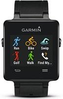 Garmin Forerunner Vivoactive, Pulsmesser Pulsuhr Test, Laufuhr, Sportuhr, Polar TomTom Mio Alpha Laufuhr ohne Brustgurt, Activity Tracker