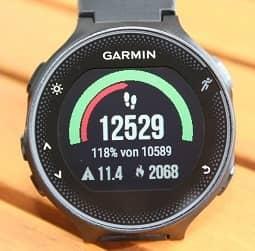 Vorschaubild Polar Pulsuhr Pulsmesser ohne Brustgurt GPS kaufen Test M430 V800 M400 M600 Garmin Forerunner 235-min