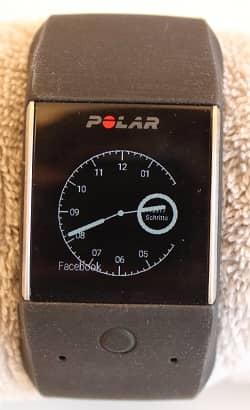 Polar M600 Test Pulsuhr Pulsuhren Smartwatch GPS Testsieger