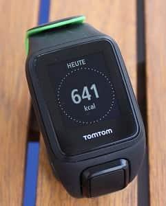 TomTom Runner 3 2 1 Cardio GPS Pulsuhr Pulsuhren TomTom Spark 3 Pulsuhr ohne Brustgurt Test Vergleich Testsieger