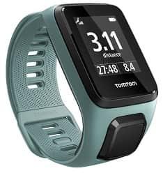 TomTom Runner 3 Cardio GPS Sportuhr Pulsuhr TomTom Runner 2 Cardio 1 Pulsuhr ohne Brustgurt Fitnessuhr TomTom GPS Uhr