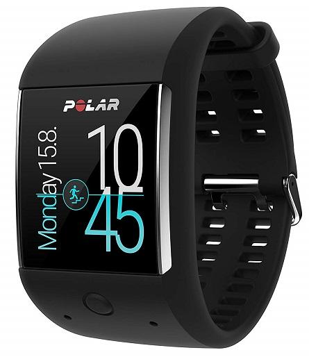 Polar M600 Test Pulsuhr Pulsuhren Smartwatch kaufen Info Vergleich Pulsmesser