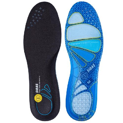 Geleinlagen für Schuhe