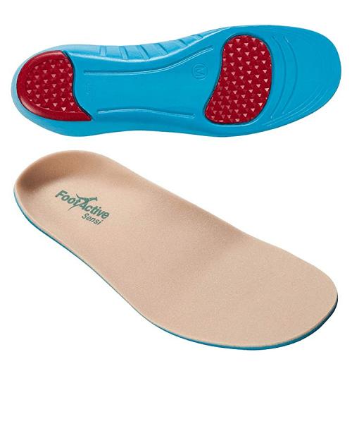 footactive sensi Schuheinlagen Test