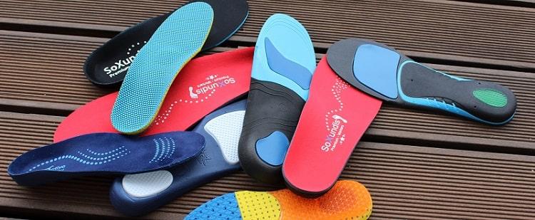 Einlegesohlen Test - Schuheinlagen