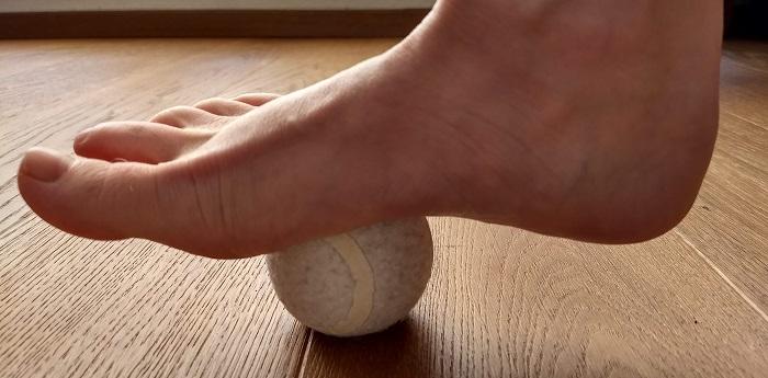 Fußschmerzen beim Anlaufen - Schmerzen in der Fußsohle